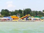 Где лучше отдыхать в Геническе или на Арабатской стрелке, лучший отдых на Азовском море, лучший берег на Арабатской стрелке, жилье для отдыха в Геническе