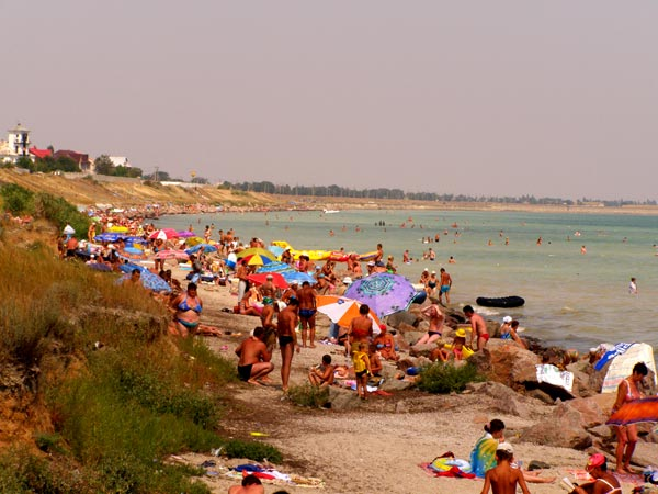 Азовское море, Геническ, Арабатская стрелка, Генгорка, Стрелковое, Счастливцево, теплое и ласковое море, отдых на море