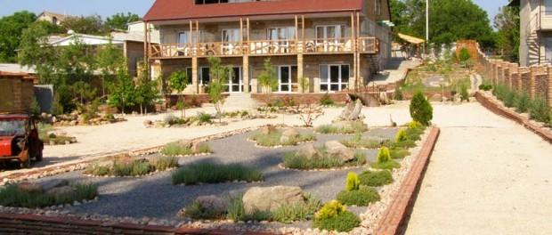 Мини-гостиница «Ласковый берег»