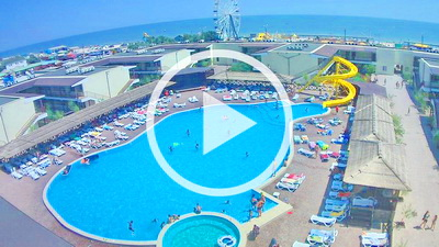 Веб-камера на базе отдыха «Водный мир»