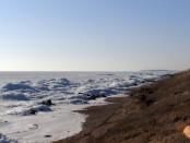 Азовское море, Геническ, Арабатская стрелка, Генгорка, Стрелковое, Счастливцево, зимнее море, отдых на море