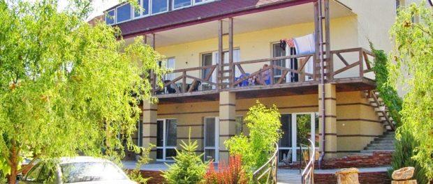 Міні-готель «Ласкавий берег»