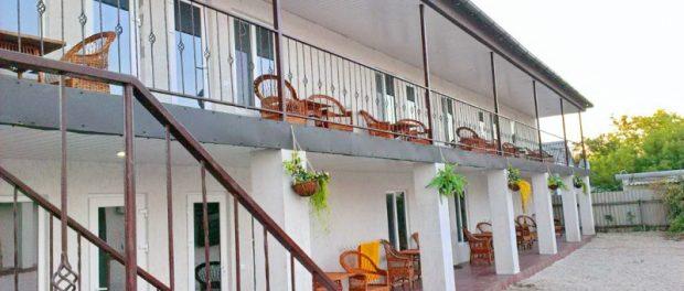 Готель «СЕН-Жак» (Платінум) Генічеська Гірка